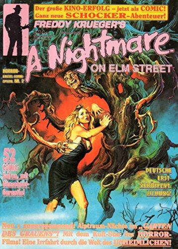 (*Verlagsvergriffen* FREDDY KRUEGERS - A NIGHTMARE ON ELM STREET Comic Magazin # 2: Im Garten der Träume!)