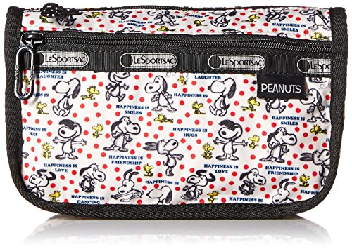 lesportsac-x-peanuts-snoopy-limited-edition-travel-cosmetic-case-happiness-dots