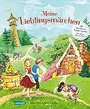 Meine Lieblingsmärchen: 20 zauberhafte Märchen mit tollem Memo-Spiel