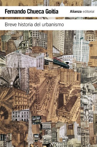 Breve historia del urbanismo (El Libro De Bolsillo - Humanidades) por Fernando Chueca Goitia