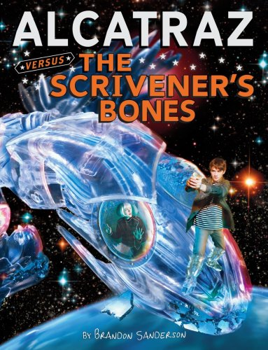 Alcatraz Versus the Scrivener's Bones (Alcatraz Versus the Evil Librarians) por Brandon Sanderson