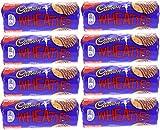 x8 Cadbury Wheaties Milk Chocolate Biscuits 400g