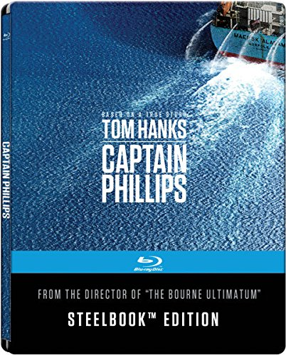 Bild von Captain Phillips (Steelbook Edition) [Blu-ray]