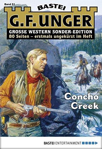 Ultra Lash (G. F. Unger Sonder-Edition 51 - Western: Concho Creek)