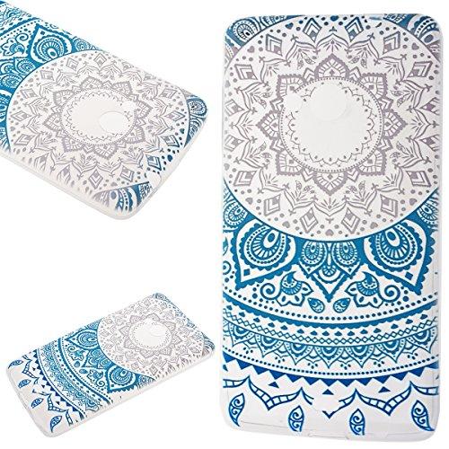 microsoft-lumia-535-custodia-nokia-lumia-535-cover-mandala-style-gomma-tpu-gel-silicone-trasparente-