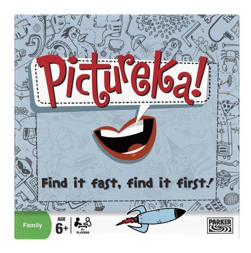Hasbro Pictureka Brettspiel - Englische Sprache