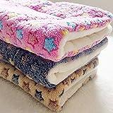 Global- Winter Doghouse Matte / Lamm Kaschmir Blanket / Pet Blanket Quilt / Puppies Decke Katze Steppdecke / Widerstand zu beißen starke dicke Baumwolle Pad ( farbe : #1 , größe : 32*50cm ) - 2
