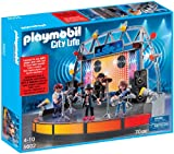 PLAYMOBIL 5602 Pop Stars Stage Bühne USA Set