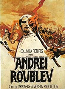 Andrei Rublev - Movie Poster - 28x44cm