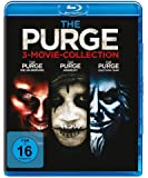 The Purge 1+2+3 - Trilogy (3 Blu-rays)