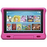 Kindgerechte Hülle für Fire HD 10-Tablet (kompatibel mit Tablets der 9. Generation, 2019), Pink
