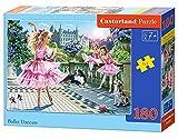 Castorland–'Classic Ballet Dancers–Puzzle–(de 180, multicolore)