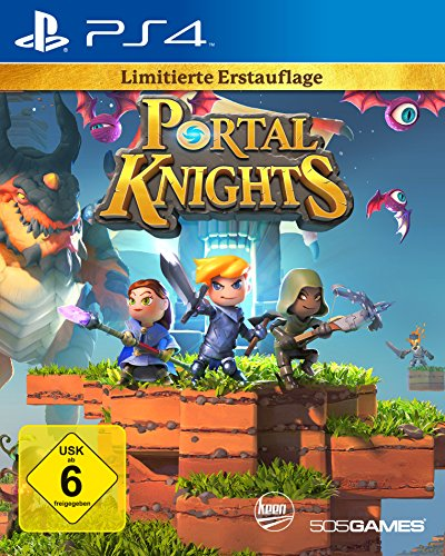 Portal Knights - [Playstation 4]