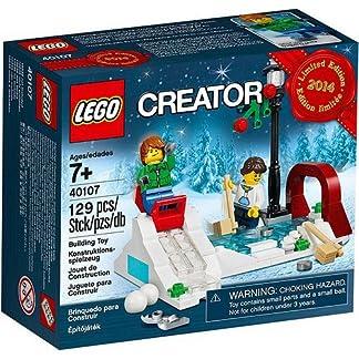 LEGO 40107 limited Christmas Edition 2014