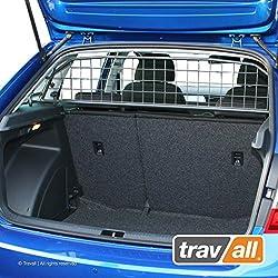 Travall Guard TDG1425 – Grille de séparation avec revêtement en poudre de nylon