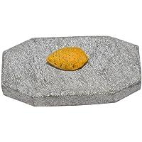 NATURE LAND Turmeric and Sandal Wood Rubbing Stone