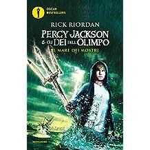 Il mare dei mostri. Percy Jackson e gli dei dell'Olimpo: 2