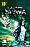 Scarica Libro Il mare dei mostri Percy Jackson e gli dei dell Olimpo 2 (PDF,EPUB,MOBI) Online Italiano Gratis