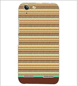 PrintDhaba Pattern D-1749 Back Case Cover for LENOVO LEMON 3 (Multi-Coloured)