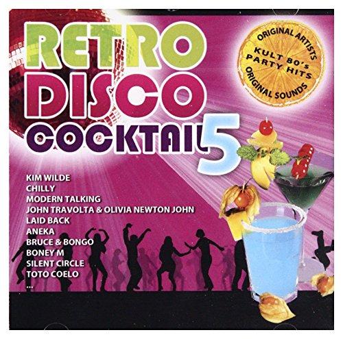 Retro Disco Cocktail 05 Retro Disco
