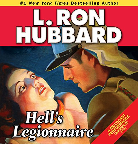 Hell's Legionnaire Cover Image
