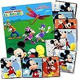 Mickey Mouse livre de coloriage avec ensemble de Mickey Mouse Stickers