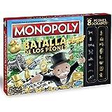 Monopoly - Monopoly batalla de los peones (Hasbro C0087105)