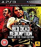 Rockstar - Red Dead Redemption: Game of the Year Edition /PS3 (1 Games)