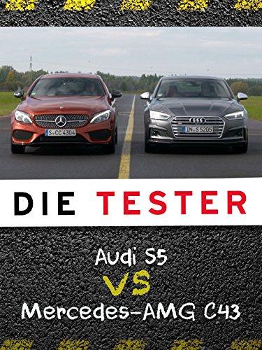 Die Tester: Audi S5 vs Mercedes-AMG C43 -