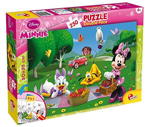 Puzzle dwustronne 250 Myszka Miki i przyjaciele