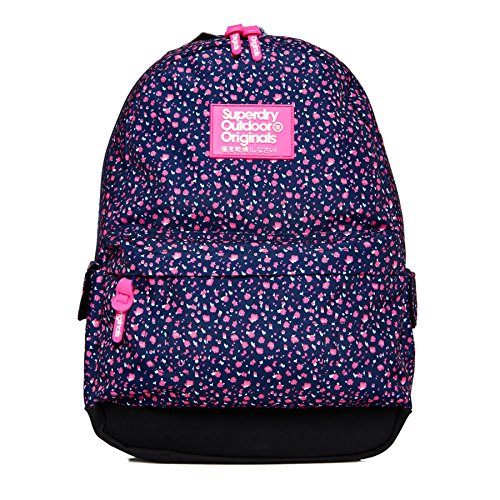 Superdry Rucksack PRINT EDITION MONTANA Fluro Ditsy Ditsy Floral Print