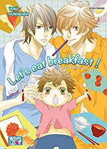 Let's Eat Breakfast Edition simple One-shot