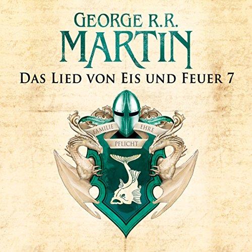 Buchseite und Rezensionen zu 'Game of Thrones - Das Lied von Eis und Feuer 7' von George R. R. Martin