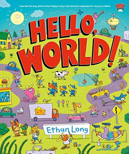 Hello, World!: Happy County Book 1 (English Edition)