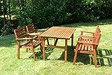 Rite Season FSC Eucalyptus 5 Seater Steffi Garden Set