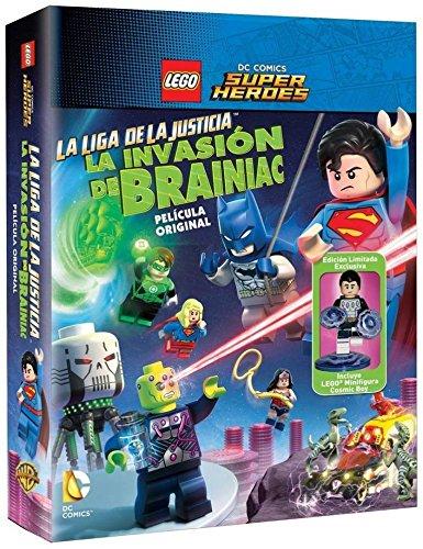Lego DC Comics Super Heroes: Justice League - Cosmic Clash (LIGA DE LA JUSTICIA:LA INVASIÓN DE BRAINIAC: ED.ESPECIAL, Spanien Im