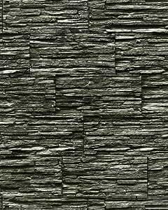 stein tapete edem 1003 34 tapete naturstein bruch stein schiefer mauer optik gepr gte struktur. Black Bedroom Furniture Sets. Home Design Ideas