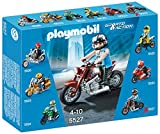 Playmobil Coleccionables Moto Custom, playset (5527)