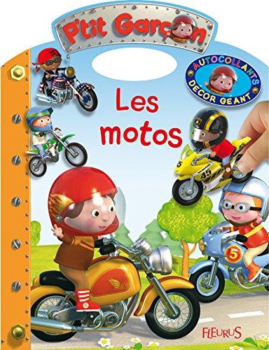 Les motos par Nathalie Bélineau