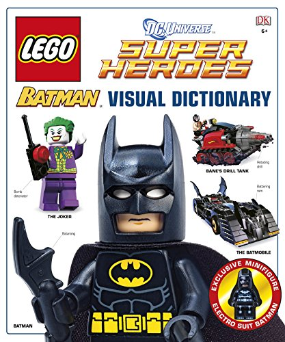 LEGO DC Universe super heroes: Batman visual dictionary