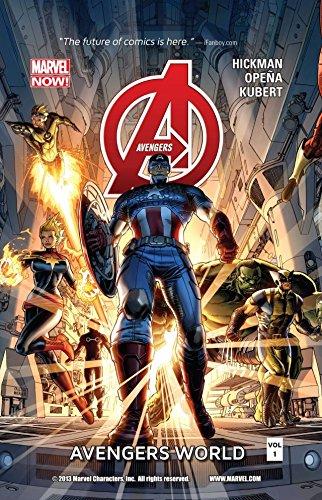 Avengers Vol. 1: Avengers World (Avengers (Marvel NOW!)Graphic Novel) (English Edition)