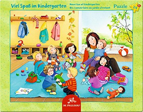 Spiegelburg 12694 Puzzle con Marco en la diversión (24 piezas) de Jardín...
