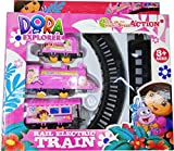 #4: Electric Toy Train for kids - Doremon, Mickey Mouse and Ben (Dora The Explorer)