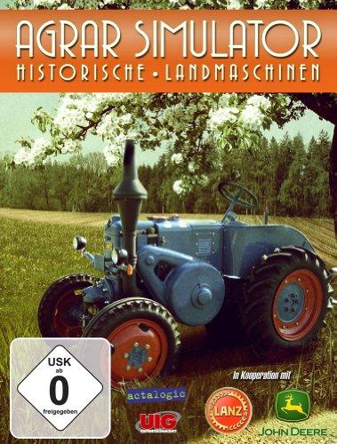 Agrar Simulator Historische Landmaschinen