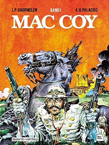 Mac Coy: Gesamtausgabe Bd. 1