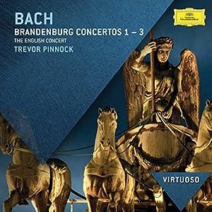 Brandenburgische Konzerte Nr. 1-3 (Virtuoso)