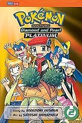 Pok?on Adventures: Diamond and Pearl / Platinum, Vol. 2 by Hidenori Kusaka (2011-06-07)