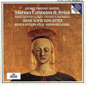 Cantate Mariane (Marian Cantatas And Arias,Hwv235,Hwv230,Hwv233,Hwv234)