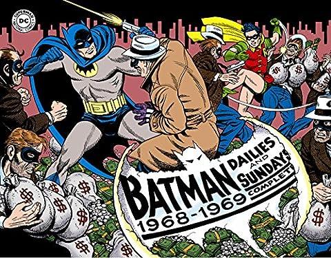Batman: The Silver Age Newspaper Comics Volume 2 (1968-1969) (Batman Newspaper Comics, Band 2)