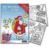 C.KREUL 640152 - Window Color Motiv-Vorlagen Kinderweihnacht